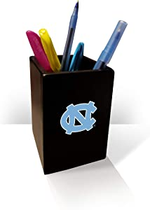 Fan Creations NCAA North Carolina Tar Heels Pen/Pencil Holder