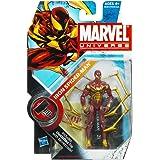 Marvel Universe 3 3/4 Inch Series 2 Action Figure #21 Iron SpiderMan