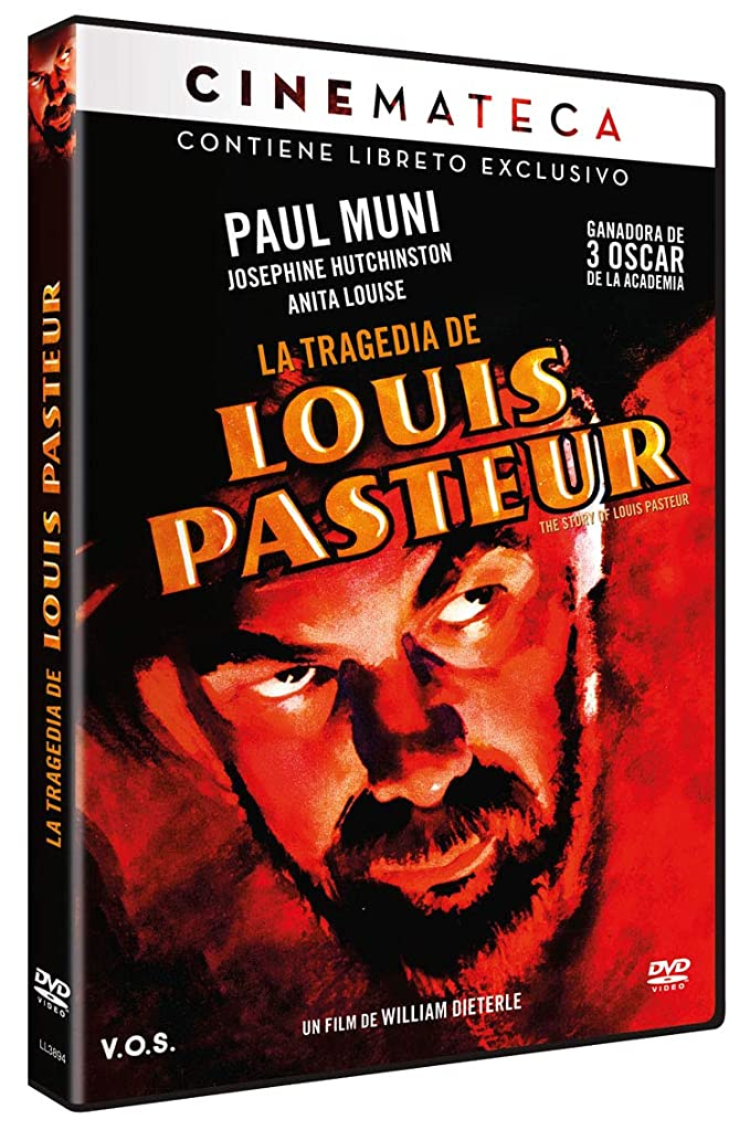 La tragedia de Louis Pasteur [DVD]