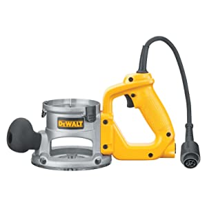 DEWALT DW6183 D-Handle Base for DW616/618 Routers