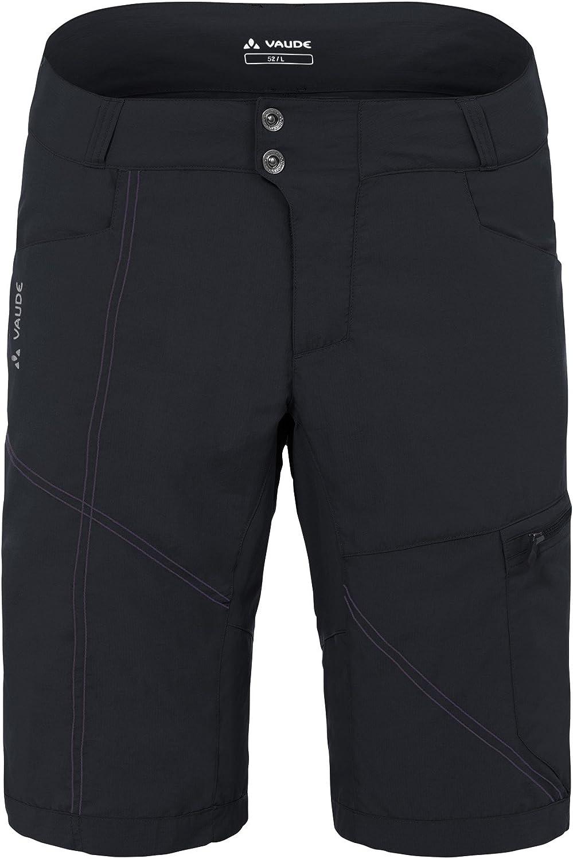 Large Vaude Mens VaudeMens Tamaro Shorts-Black