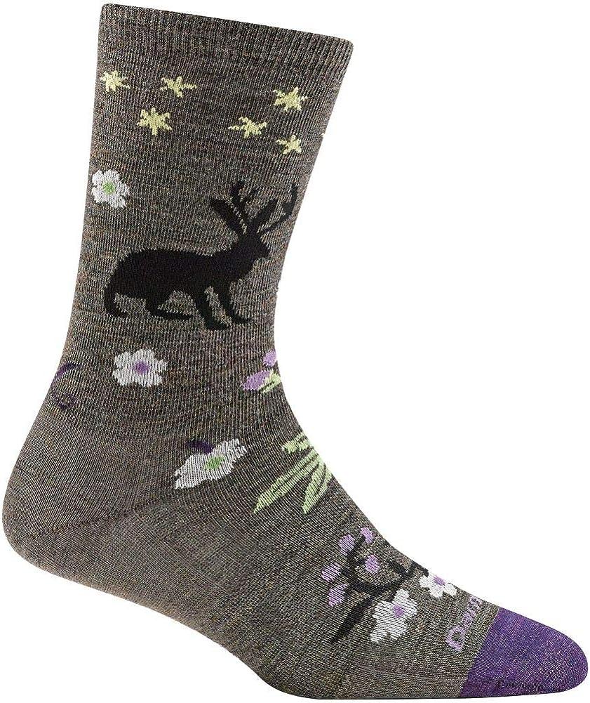 Darn Tough Folktale Crew Light Socks - Women's