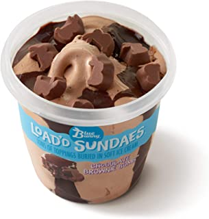 product image for Blue Bunny Load'd Sundaes Chocolate Brownie Bomb Cup