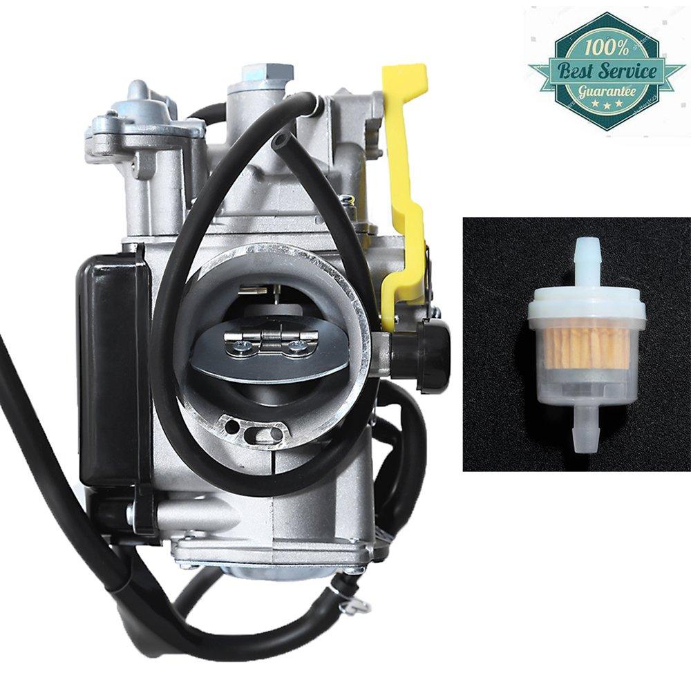 Carburetor Replacement for Honda Sportrax TRX 400EX 1999-2004 Hoypeyfiy