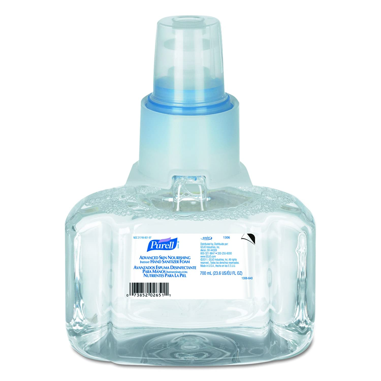 Amazon Com Purell Ltx 7 Advanced Hand Sanitizer Skin Nourishing