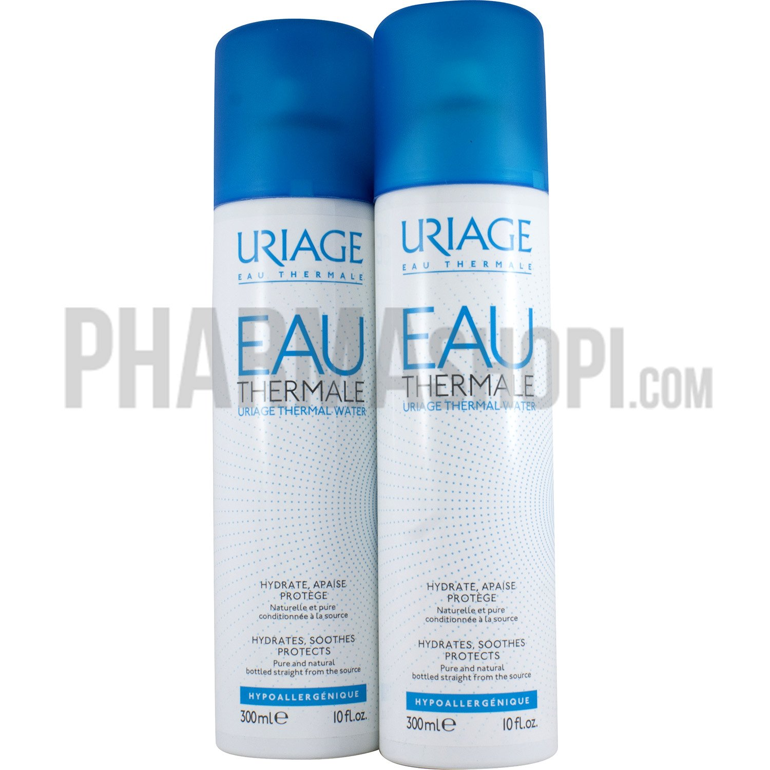 Uriage Eau thermale D'uriage 300ml + 300ml OFFERTA SPECIALE X2 24212