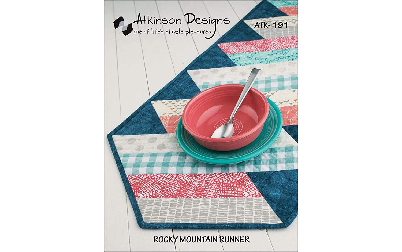 Atkinson Designs Rocky Mountain Runner Ptrn