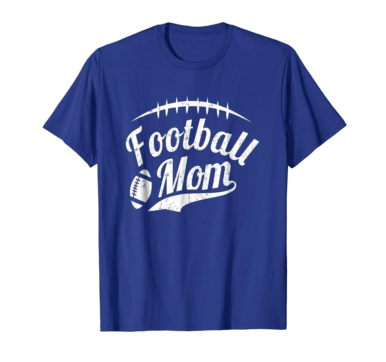Football Mom Shirt-Awarplus