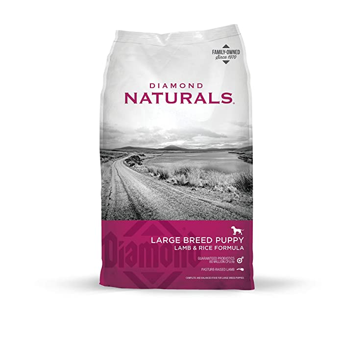 The Best Puppy Food Diamond Naturals Grain Free