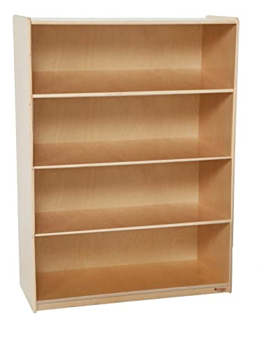 Wood Designs WD13248 X-Deep Bookshelf