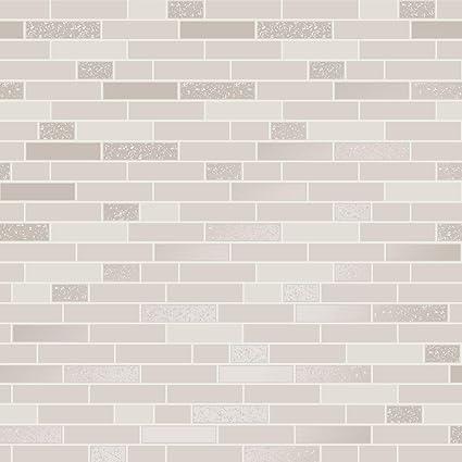 Amazing Tile Effect Wallpaper Glitter Brick Oblong Granite Stone Download Free Architecture Designs Ogrambritishbridgeorg