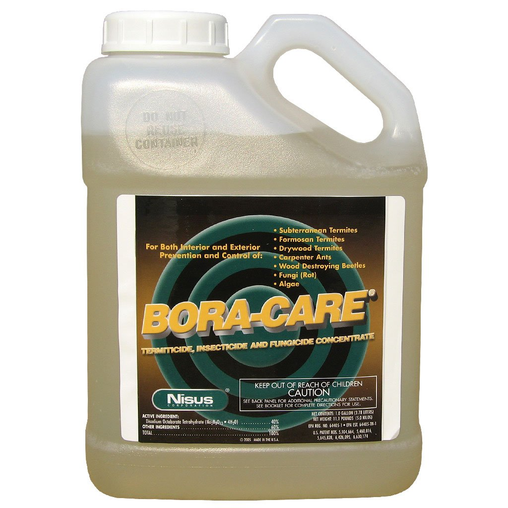 BORACARE Nisus Borate Wood Treatment (2 Gallons) by Nisus
