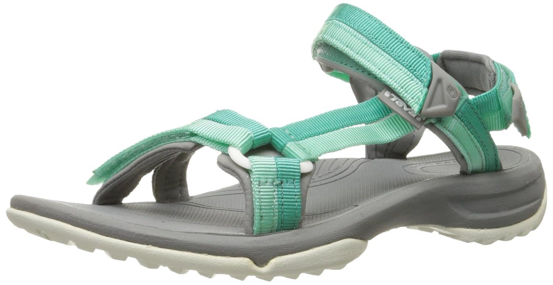 Teva Women's Terra FI Lite Sandal B00ZCFXZDW 5 B(M) US|Aqua