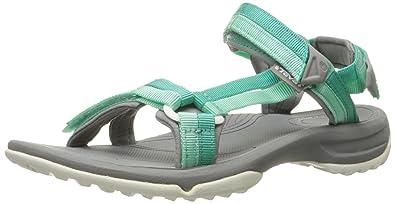 Teva Women's Terra FI Lite Sandal, Aqua, ...