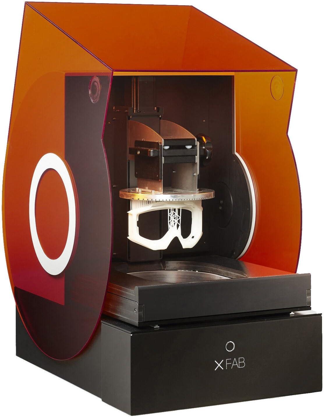 Impresora 3d DWS xfab tecnología STL: Amazon.es: Informática