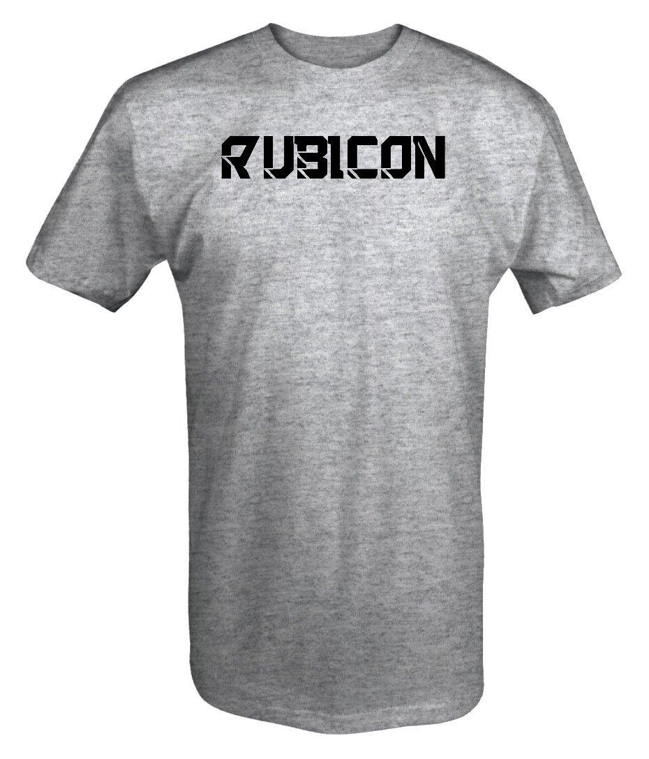Rubicon Jeep Wrangler Rock Edition T Shirt -Medium