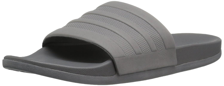 adidas Women's Adilette CF+ Mono W Slide Sandal, Grey Three/Grey Three/Grey Three, 7 M US B07234L1HB 9 B(M) US|Grey Three/Grey Three/Grey Three