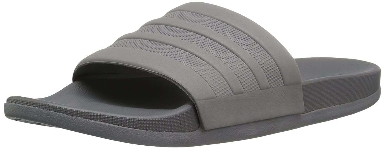 the latest df1f3 4676f Amazon.com  adidas Womens Adilette CF+ Mono W Slide Sandal, Grey  ThreeGrey ThreeGrey Three, 7 M US  Slides