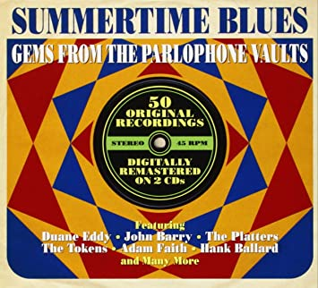 2355060a9e3 Summertime Blues  Gems From The Parlophone Vaults  Amazon.co.uk  Music