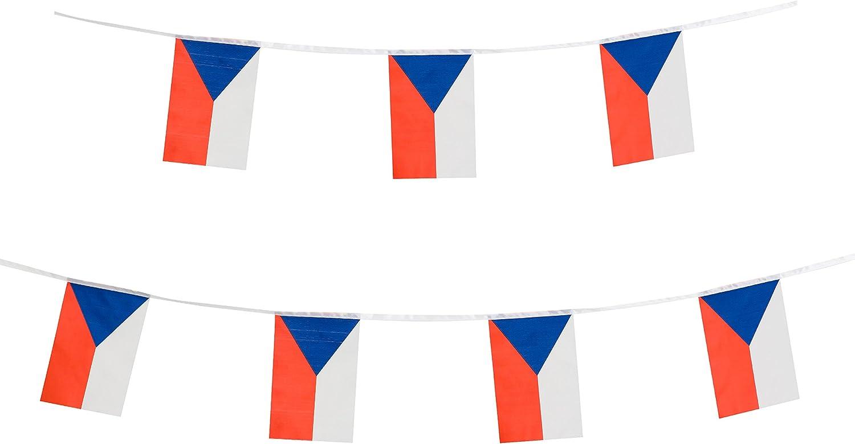 Czech  Republic  International  3x5 Polyester Flag