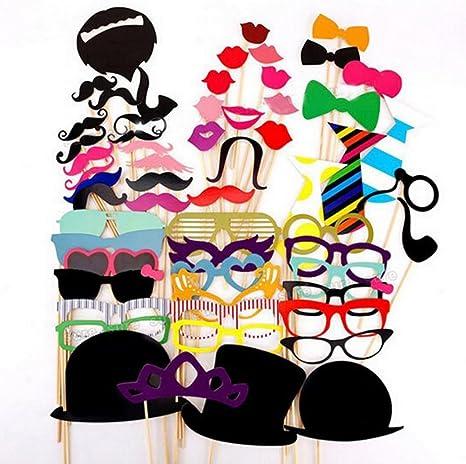 VI. yo Photo Booth props fotos DIY accesorios de moda para ...