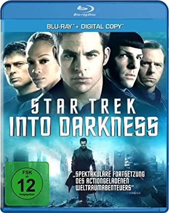 Star Trek 12 - Into Darkness inkl. Digital-Copy Alemania Blu ...