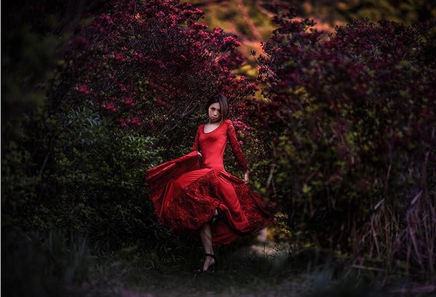 ダンスウェア-ステージ衣装-レディース-パーティー舞台衣装-モダンドレス