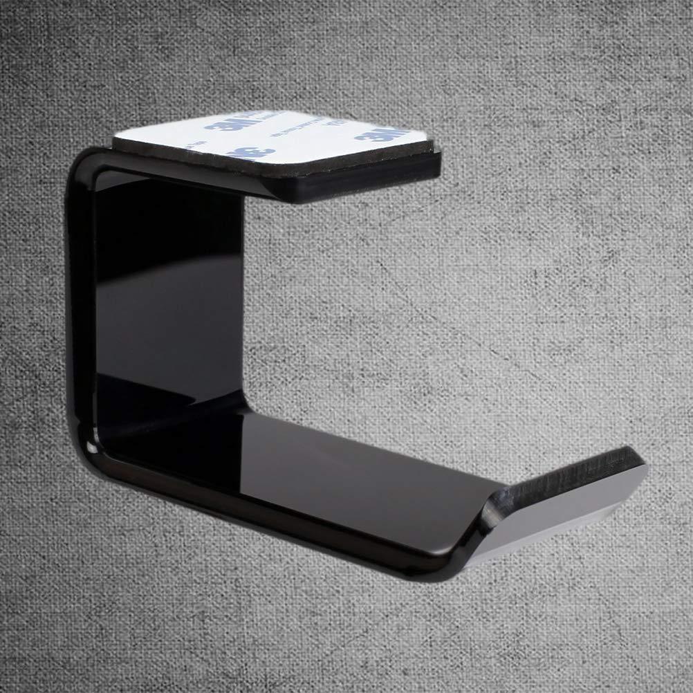 High Quality Acrylic Headphone Headset Holder Hanger Wall//Desk Stand Bracket