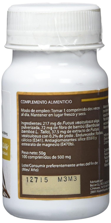 Sotya Fucus - 100 Comprimidos