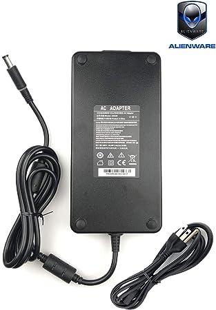 Amazon Com Slim 240w Ac Adapter Laptop Charger Fit For Pa 9e Ga240pe1 00 Dell Alienware 17 R3 R4 Alienware 15 R1 R2 R3 R4 Alienware M18x M17x Alienware 13 R2 R3 Alienware 14 Power