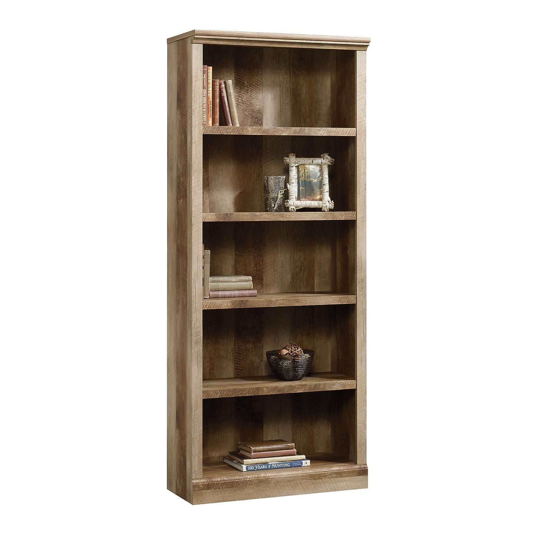 Amazoncom Sauder 417223 5 Shelf Bookcase L 2929 X W 1339 X