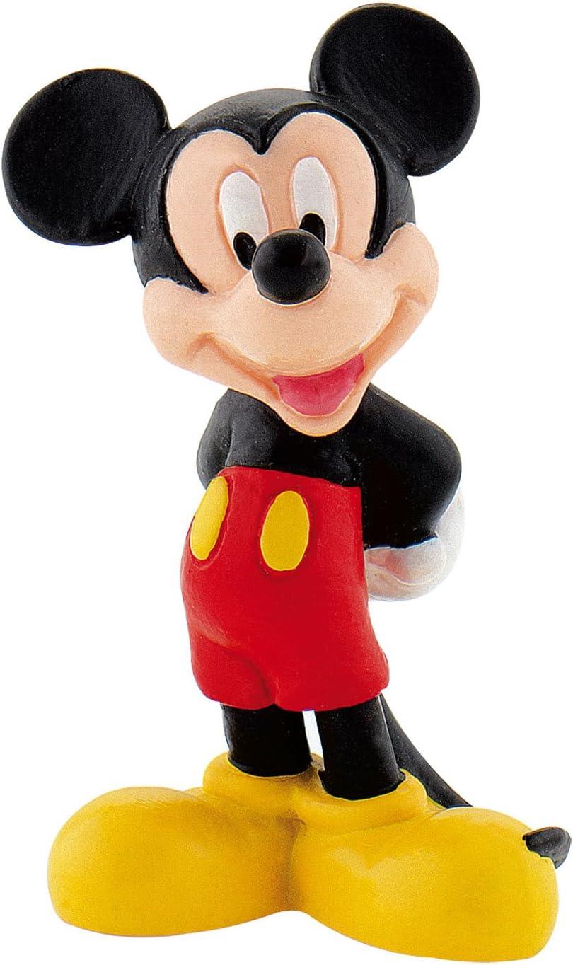 Bullyland 15083 – Disney Mickey y Minnie Classic en caja de regalo ...