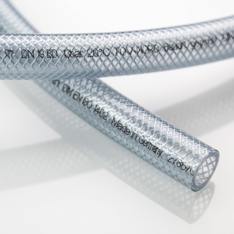 Rehau Rauilam Raufilam E –  Woven PVC Hose by The metre