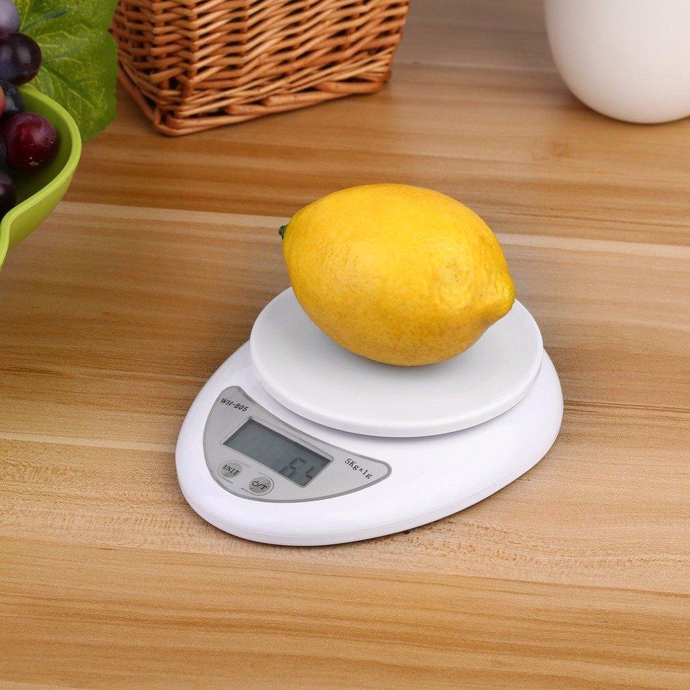 Amazon.com: Mini cocina Balanzas electrónicas Balanzas herbales Balanzas líquidas Balanzas para hornear de precisión: Home & Kitchen