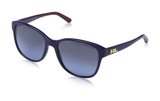 Sunglasses Mod.8123 Black/Gray gradient, 56 Ralph Lauren