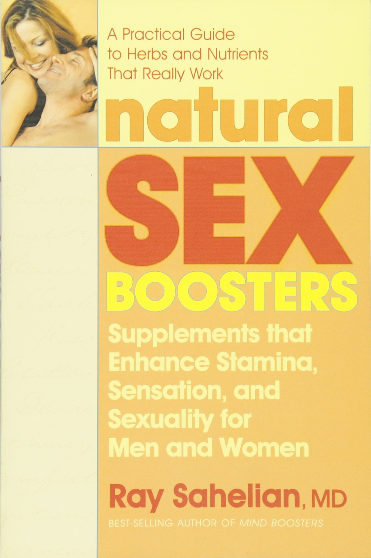 Boosters natural sex