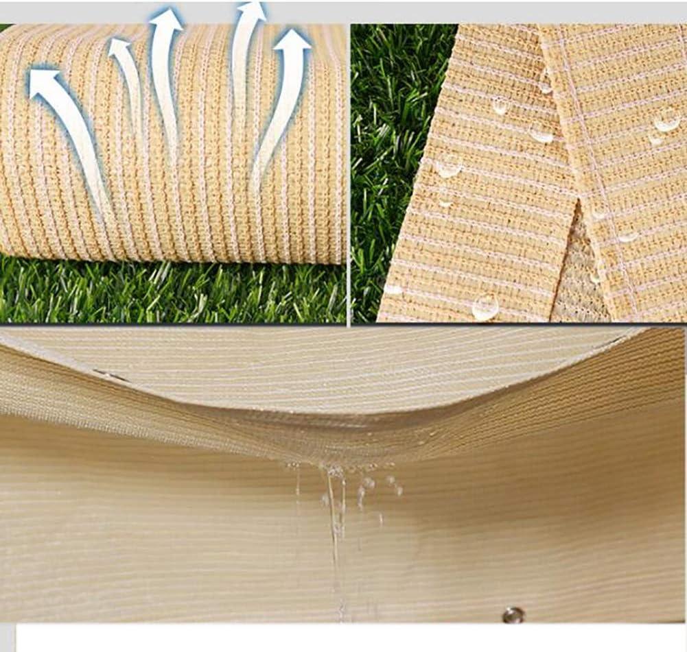 WXQIANG Shade Tarp 90% Bloqueador Solar, Resistente Net Cortina de ...