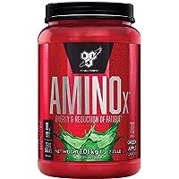 BSN Nutrition Amino X, Suplementos Deportivos BCAA Polvo