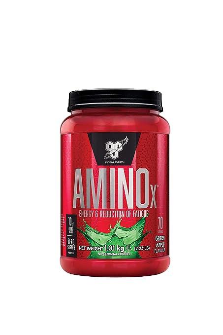BSN Amino X, Manzana Verde - 1000 g