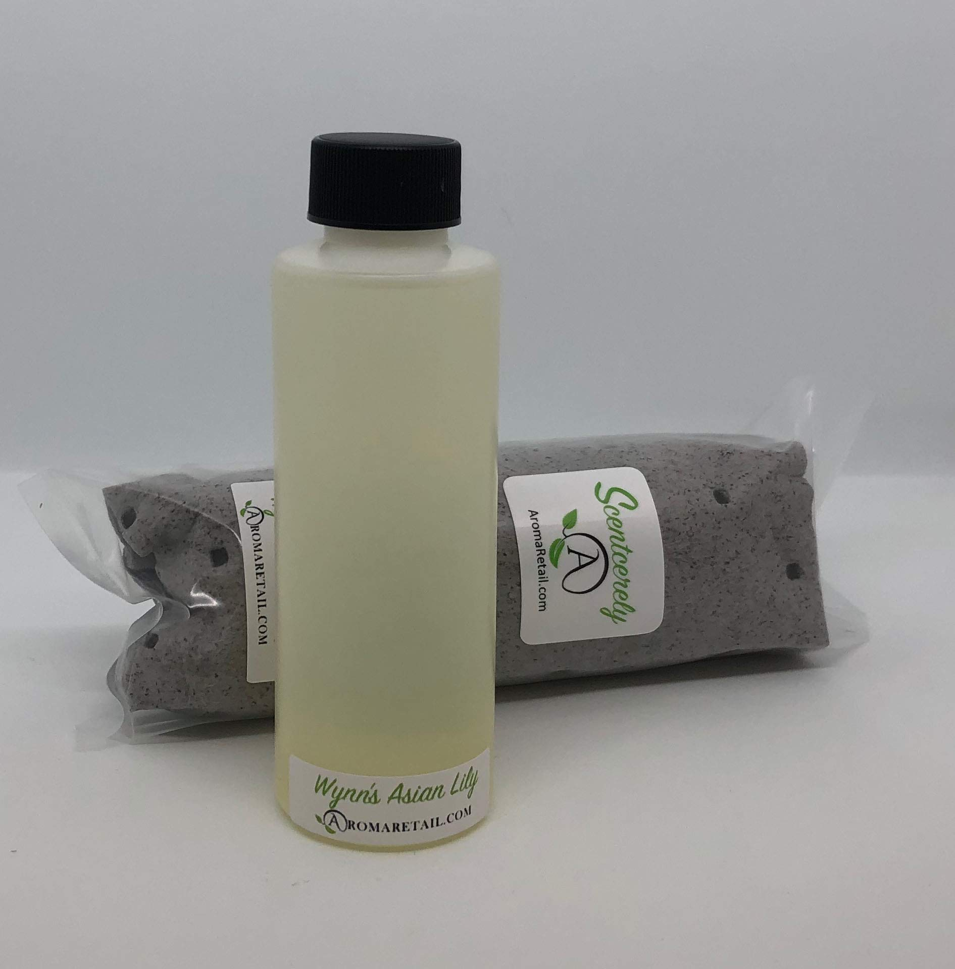 Scentcerely - Aroma Retail 4 oz Fragrance Oil Refill - Asian Lily, Experienced at The Wynn Hotel by Scentcerely - Aroma Retail