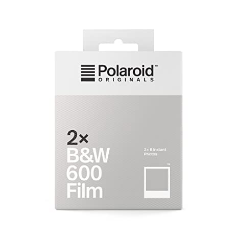 Polaroid Originals 4842 - Película N&B para 600 (Paquete Doble ...