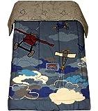 Disney Plane Crazy Reversible Full Comforter