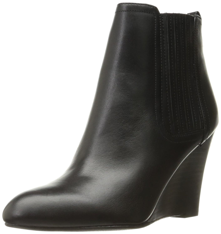 Sam Edelman Women's Gillian Ankle Bootie B01EWMCDCY 6 B(M) US Black Leather
