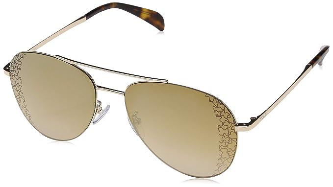 Tous Mujer STO361 Gafas de sol, Dorado (Shiny Rose Gold ...