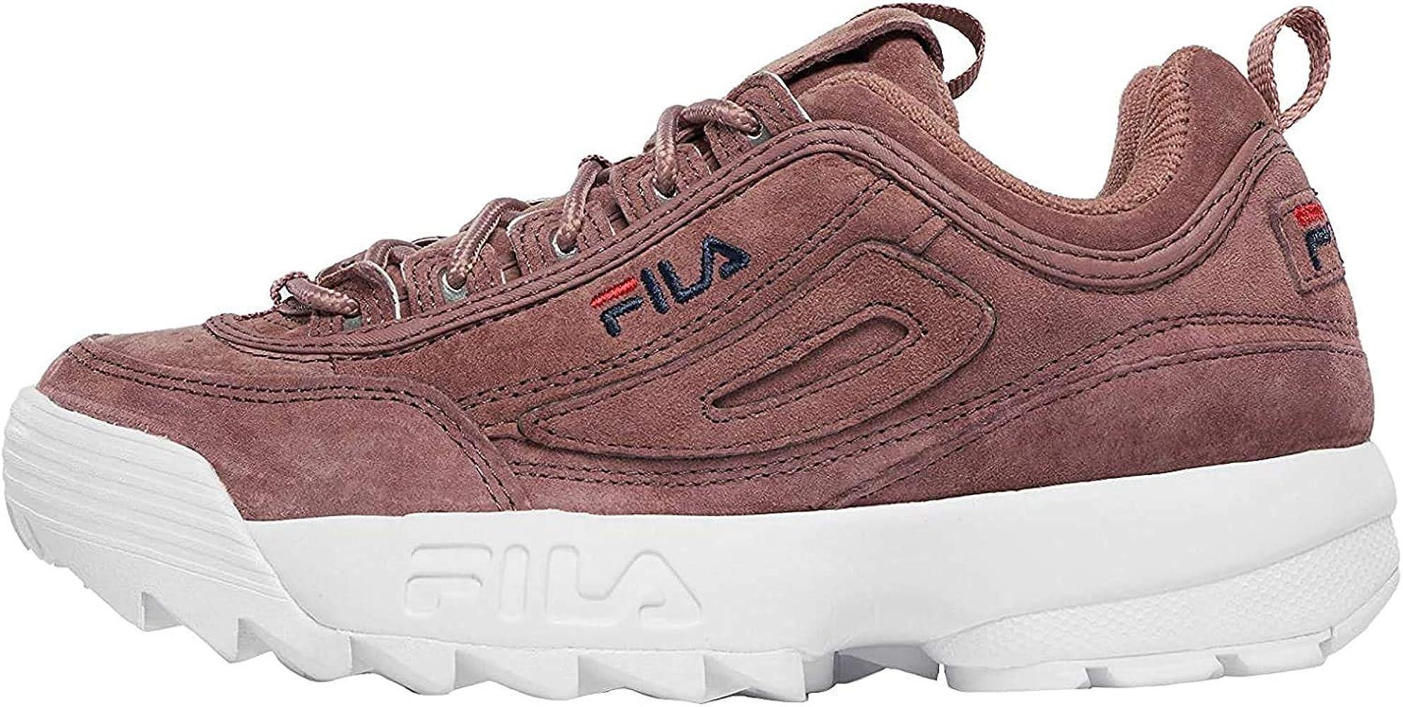 Fila Disruptor S Low Wmn, Zapatillas para Mujer, Rosa (Pink ...