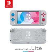 Switch Lite 32GB Edición Limitada Pokemón (Zacian y Mazenta) - Special Limited Edition