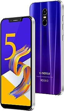 Moviles Libres Baratos 4G,V Mobile 5S Smartphone de 5,85Pulgadas ...