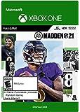 Madden NFL 21 – Xbox Series X|S – Xbox One [Digital Code]