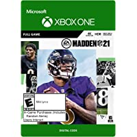 Madden NFL 21 – Xbox Series X|S – Xbox One [Digital Code]