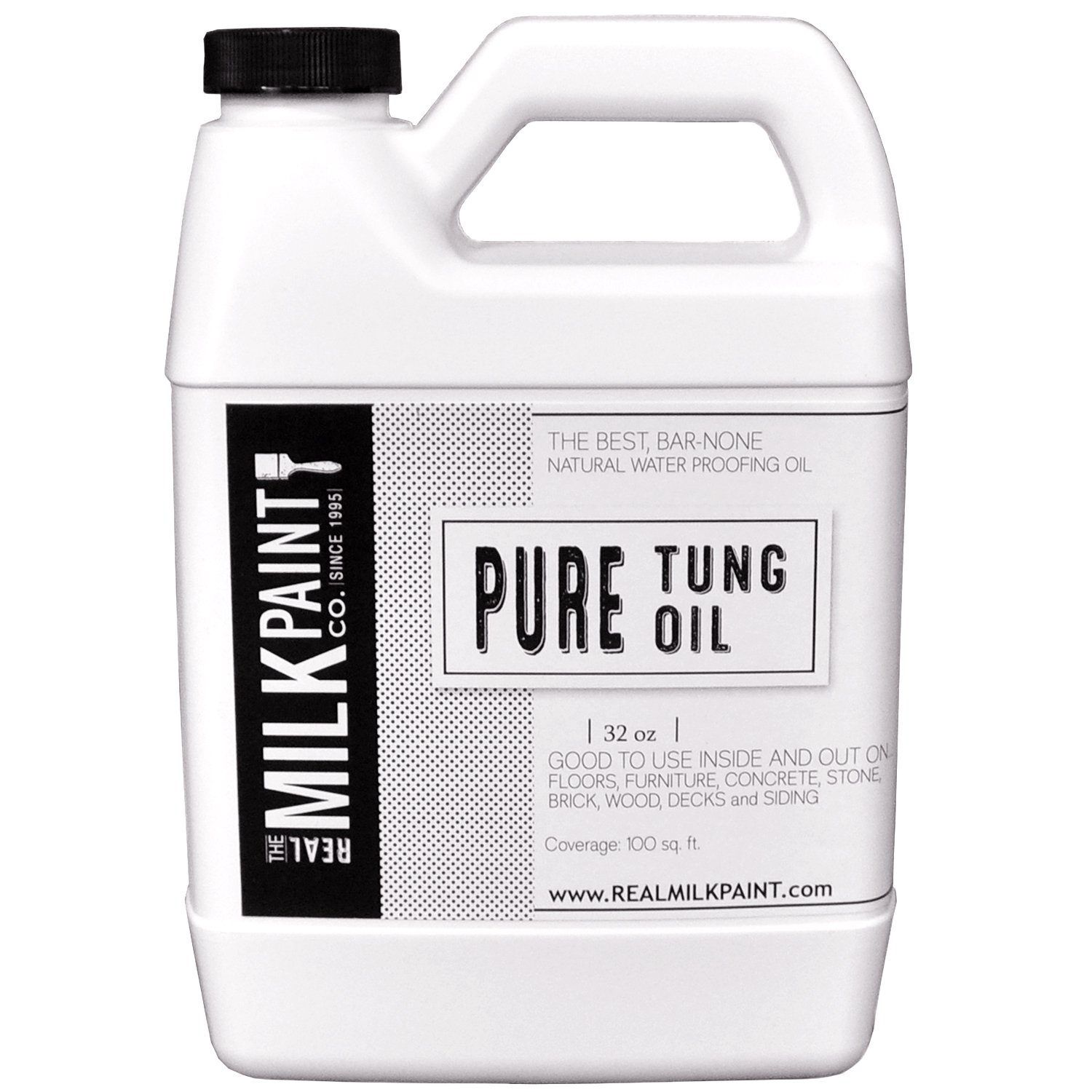 Real Milk Paint Pure Tung Oil - 32 Ounce